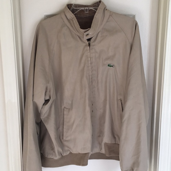 884cb73b8b Reversible Lacoste Men's Jacket